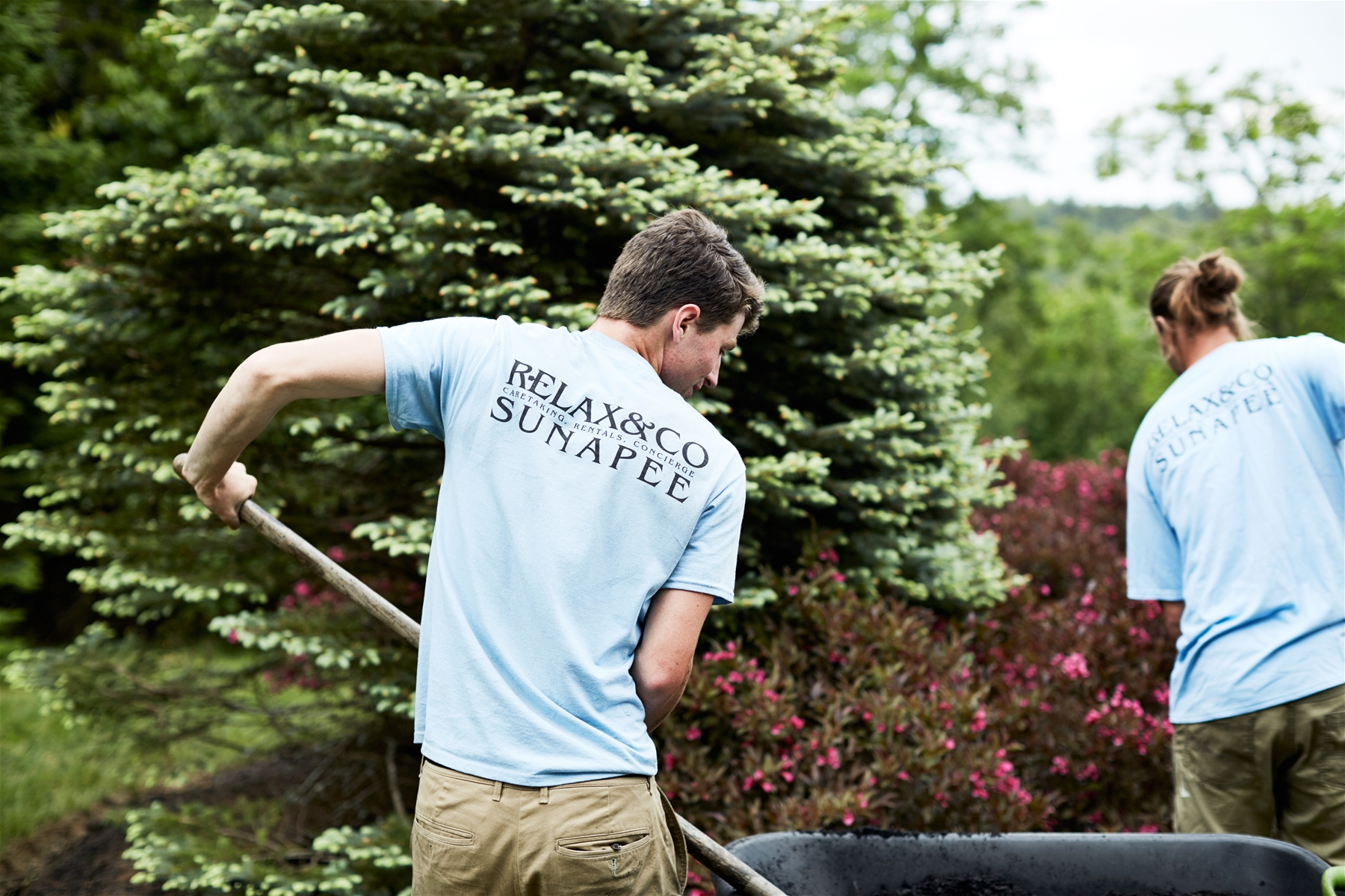 Sunapee Vacation Property Landscaping & Hardscaping Services